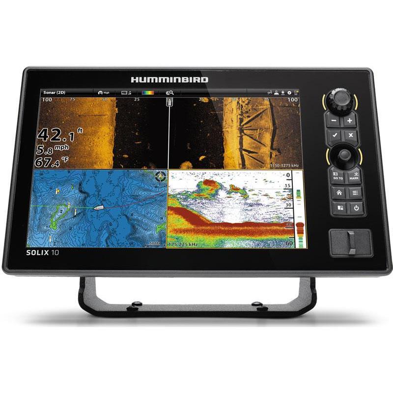 ecran GPS sondeur pêche