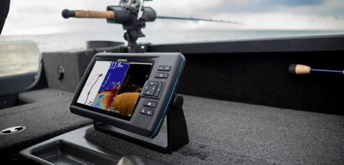 GPS sondeur pêche