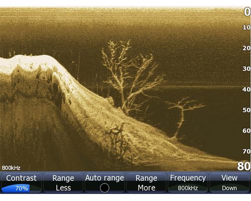scan / images sondeur pêche