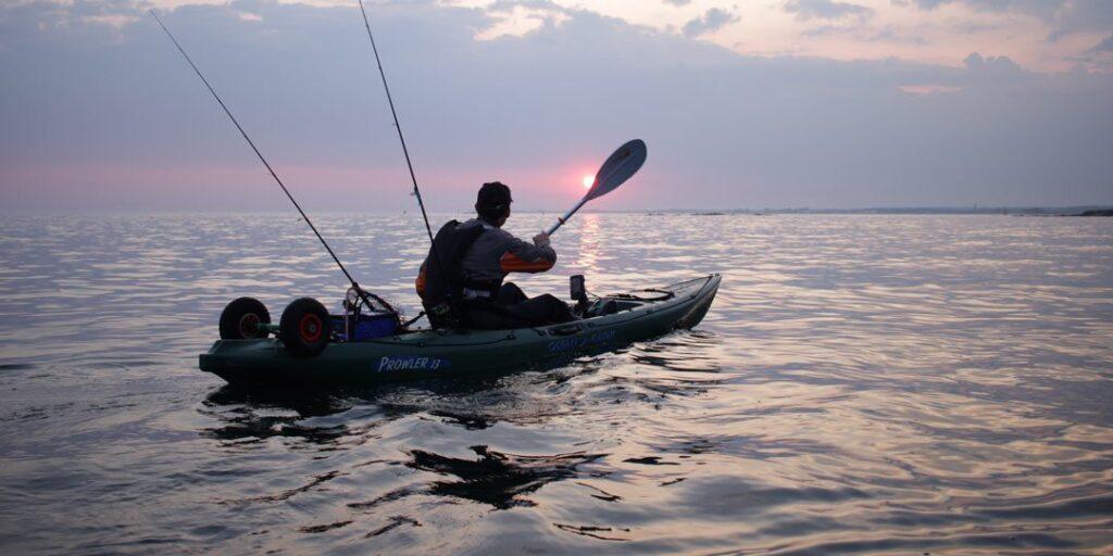 comment choisir son Kayak pour la pêche