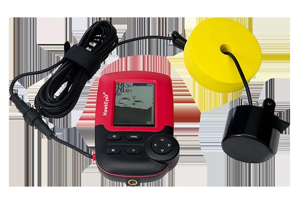 sondeur portable ou fixe pour la pêche