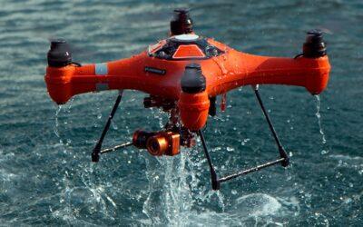 Comment choisir son drone pour la pêche ?