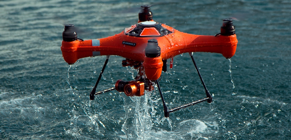 comment bien acheter son drone pour la pêche